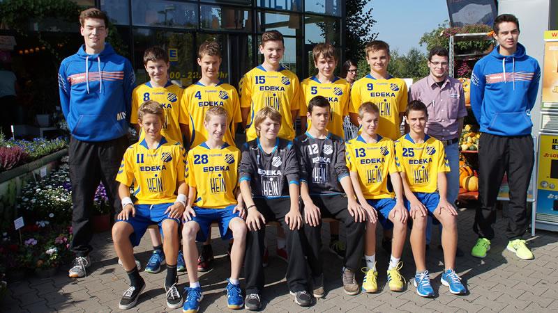 C1-Jugend qualifiziert sich für höchste Jugendspielklasse