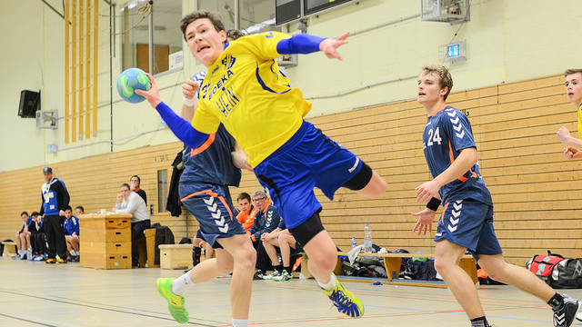 B-Jugend: Halbfinal-Hinspiel um die Mittelrheinmeisterschaft