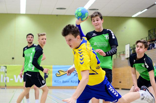 B-Jugend: Halbfinal-Rückspiel in Forsbach