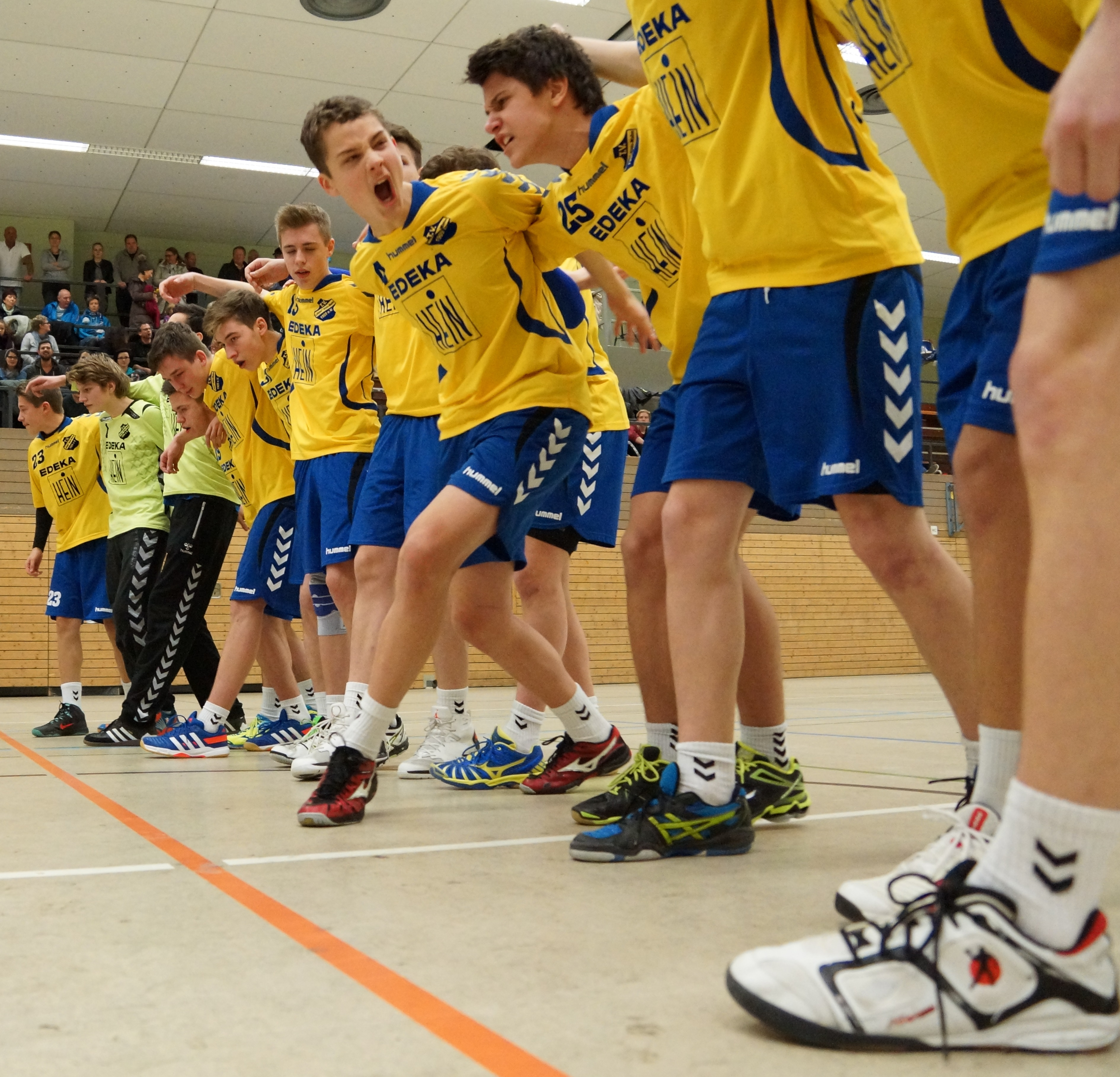 B-Jugend: Verstärkung für Nordrheinliga-Team gesucht