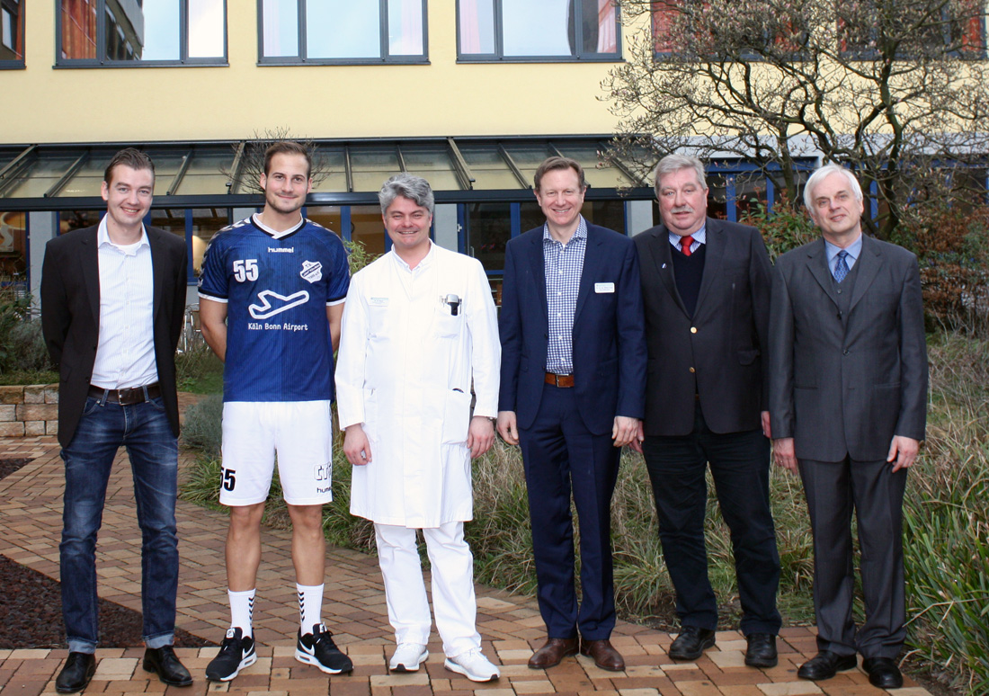 HELIOS Klinikum Siegburg ist offizieller medizinischer Partner