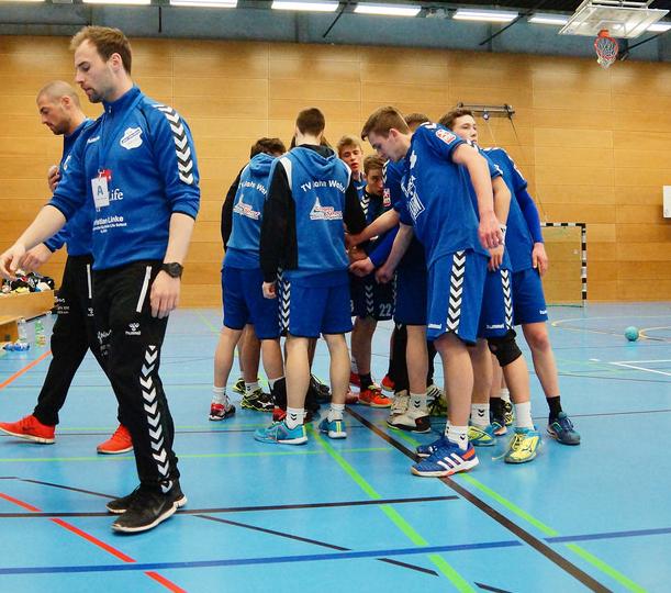 A-Jugend: Gelungener Start in die Regionalliga