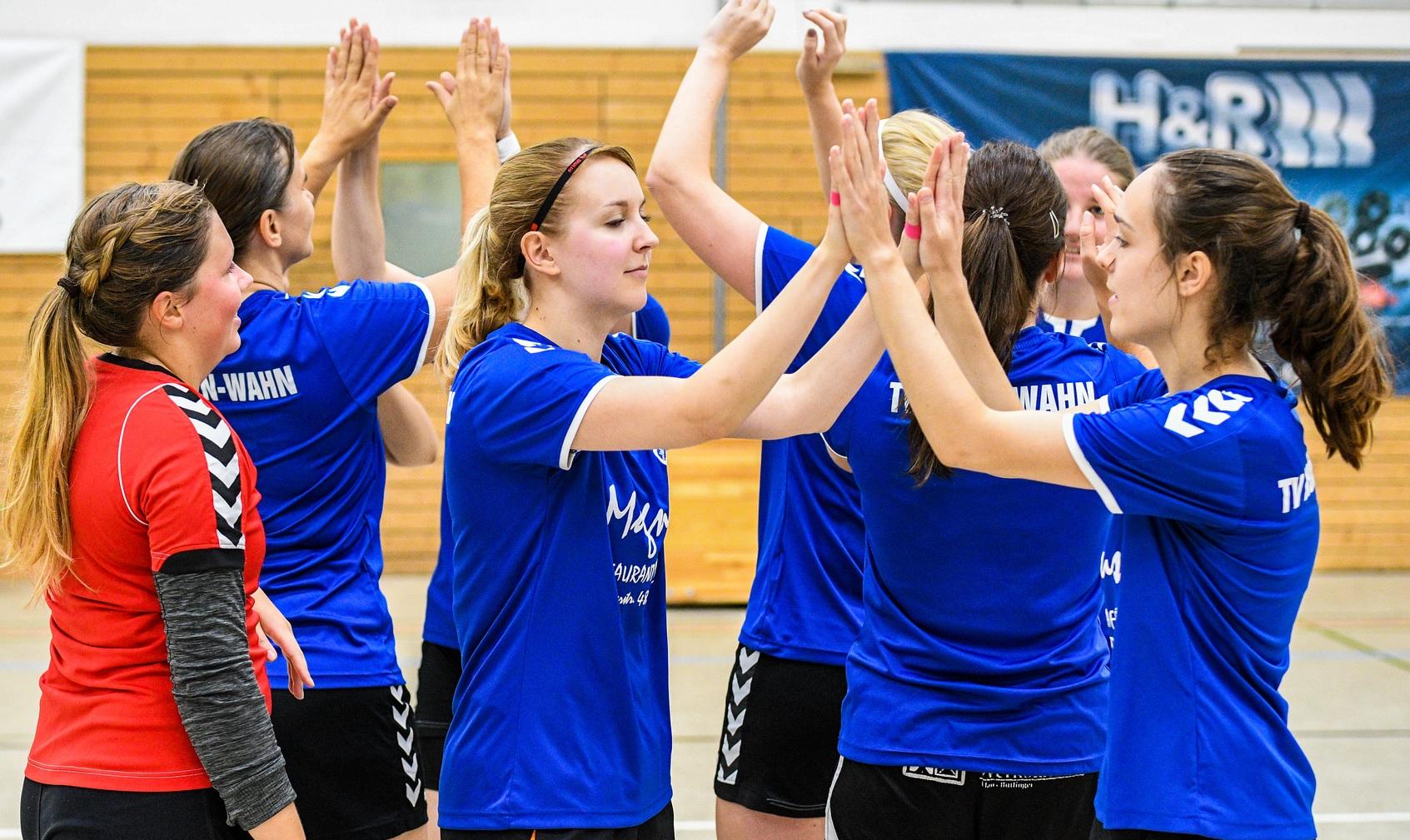 Damen: Neugegründetes Team startet mit Sieg