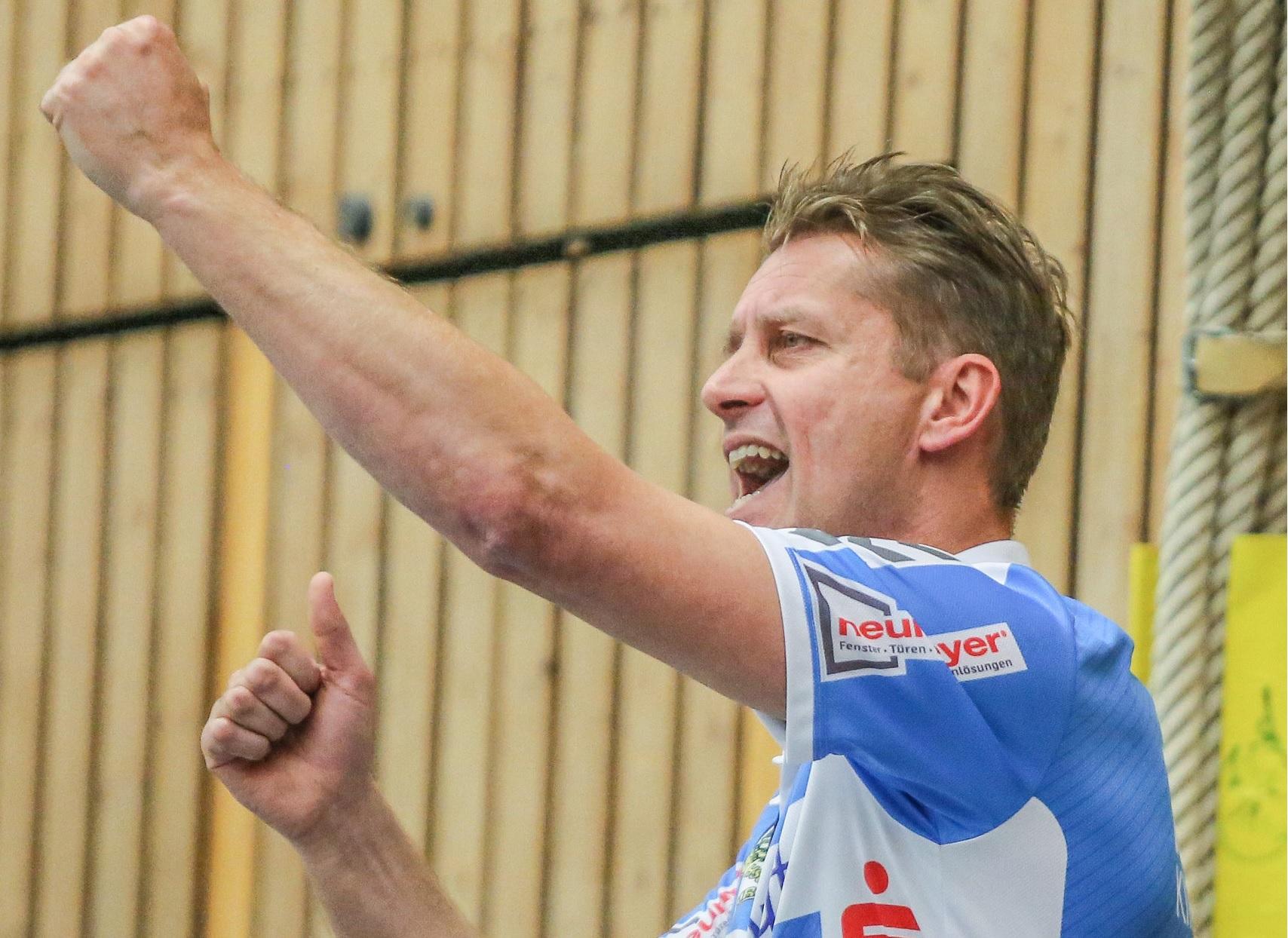 1. Herren: Olaf Mast übernimmt das Traineramt