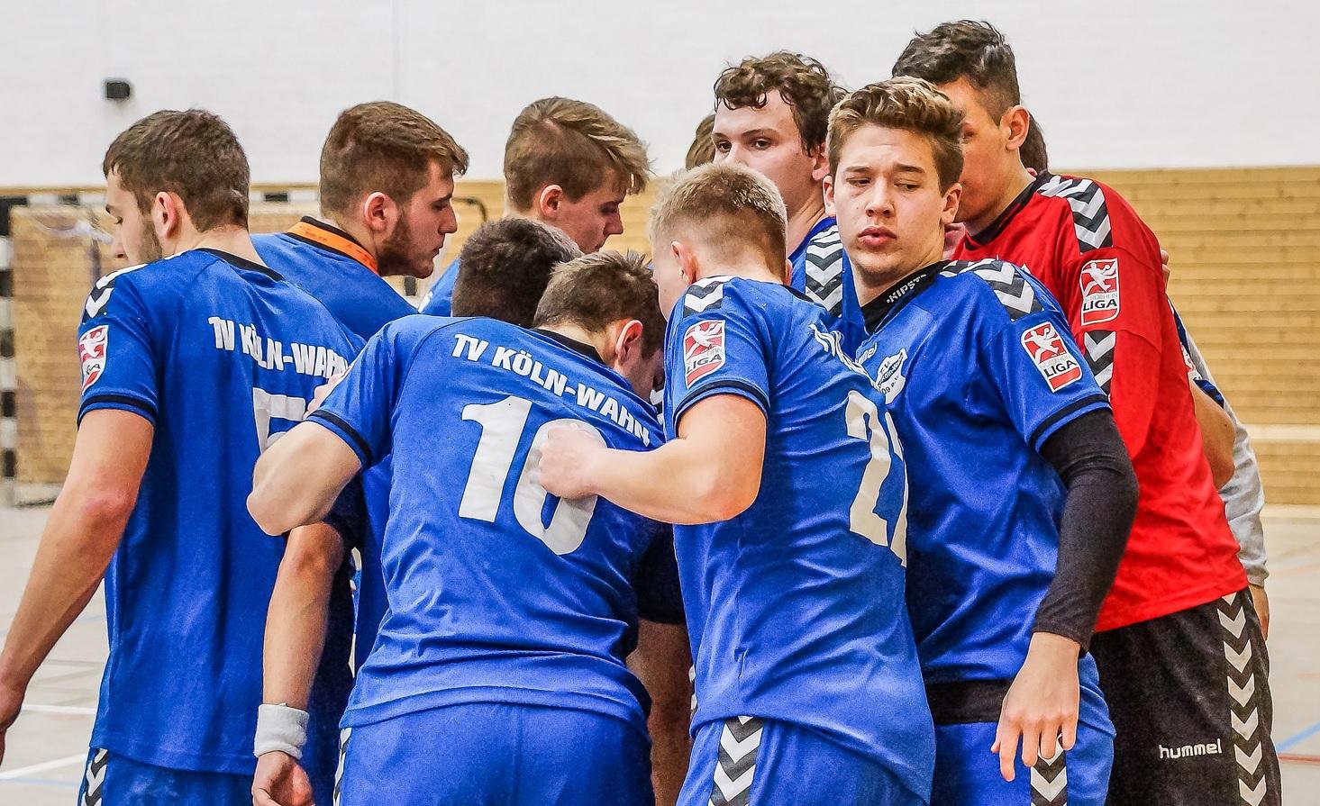 A-Jugend: Playoff-Halbfinale gegen Rheinbach am 25. Februar