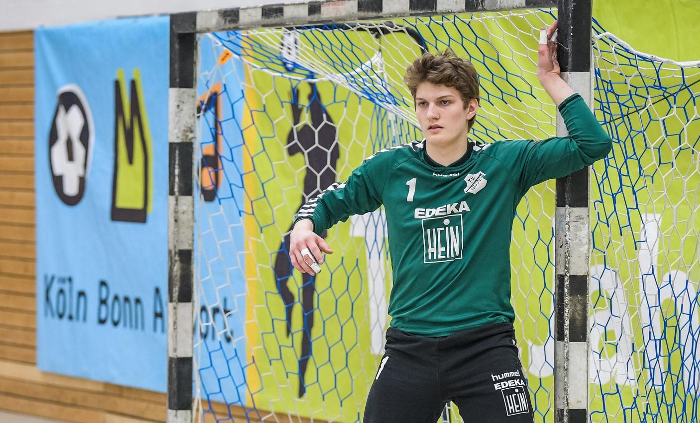 1. Herren: Eigengewächs Paul Rotscholl rückt in das Regionalligateam auf