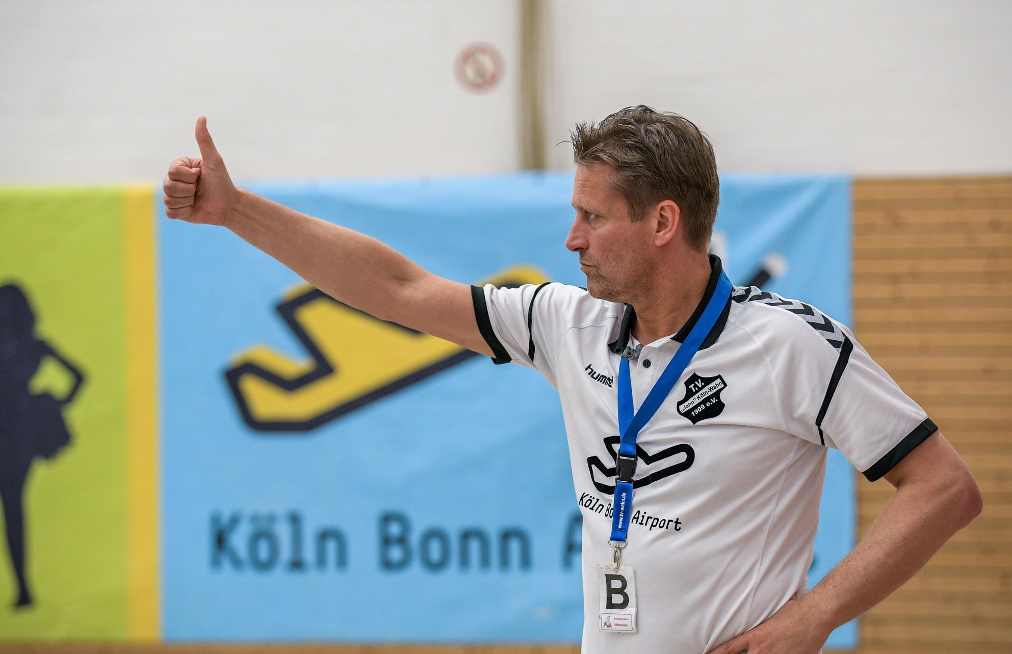 1. Herren: Mit Trainer Olaf Mast in die Saison 2018/2019