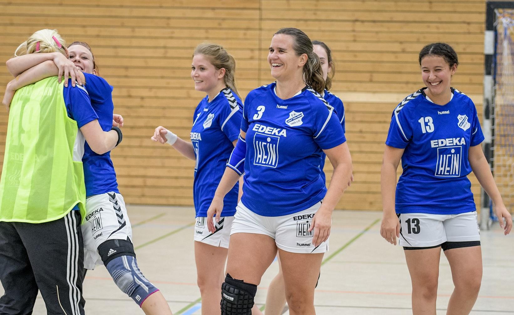 Damen: Aufstieg in die Kreisliga gleich im Gründungsjahr