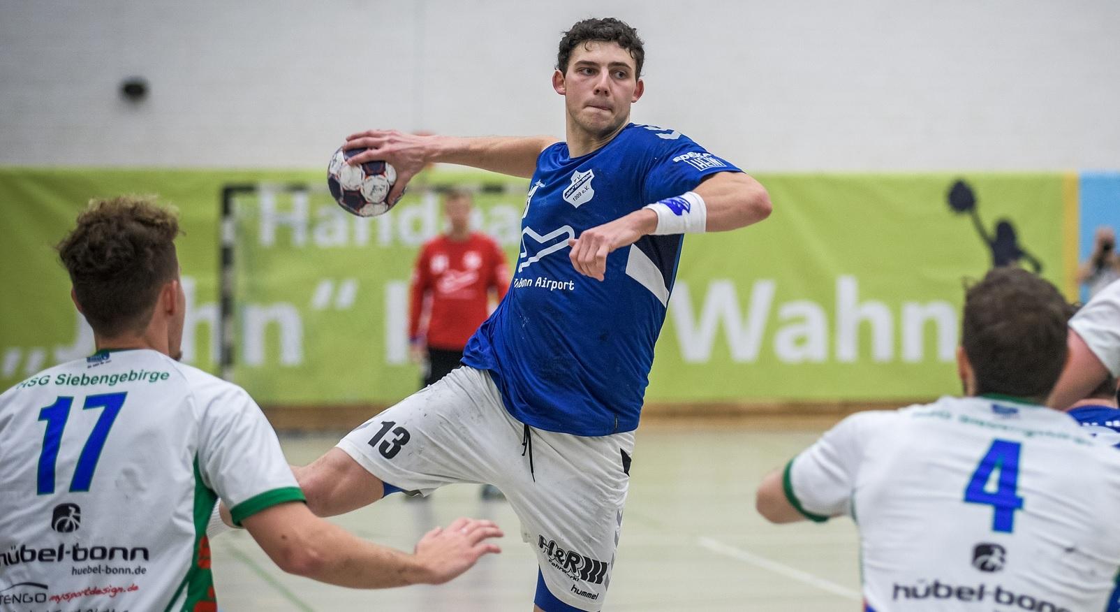 1. Herren: Alexander Senden wechselt in die 3. Bundesliga