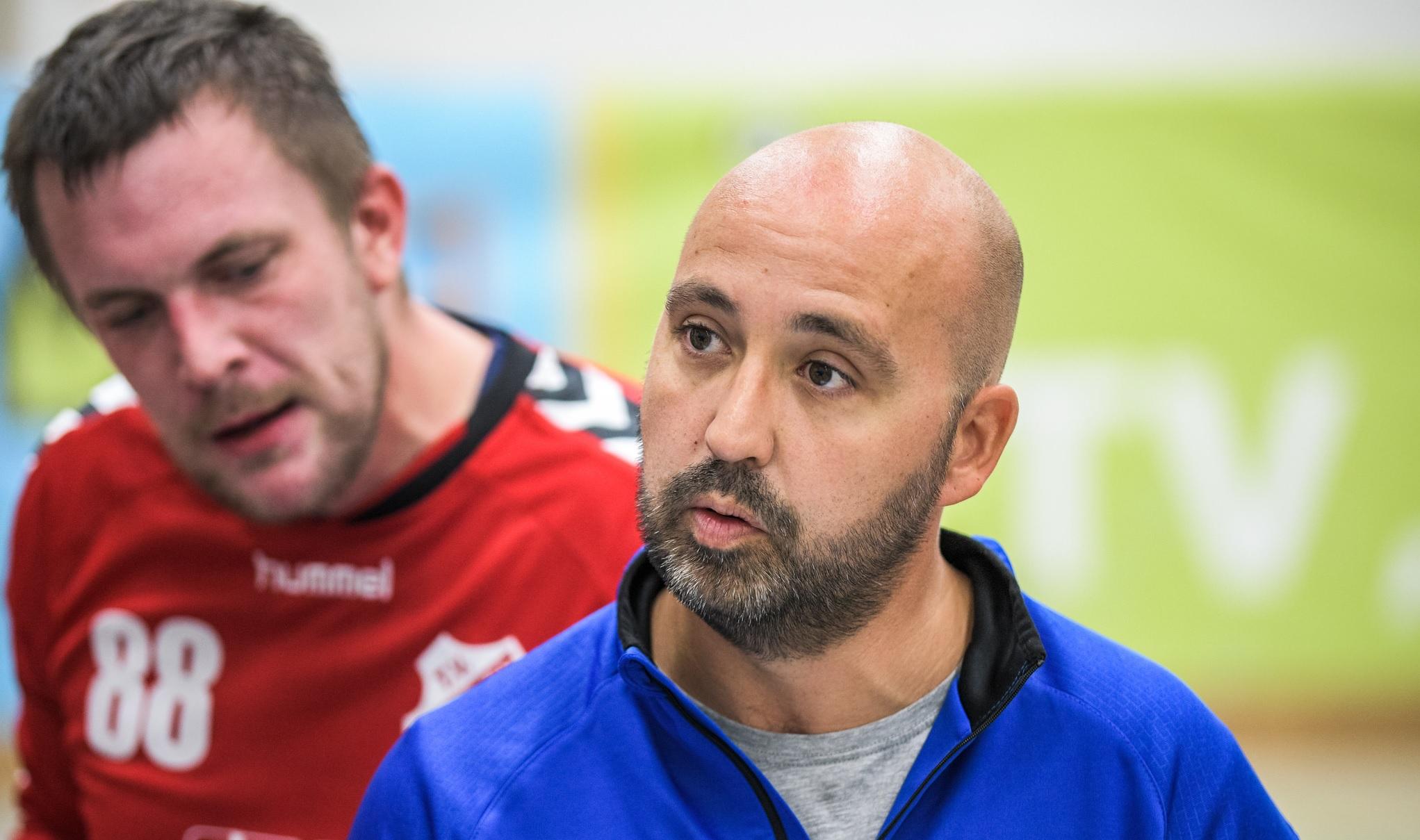 3. Herren: Sven Winter bleibt auch kommende Saison Trainer