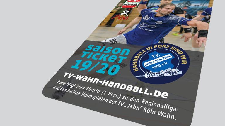 Saisonticket für 26 Regionalliga- und Landesliga-Heimspiele
