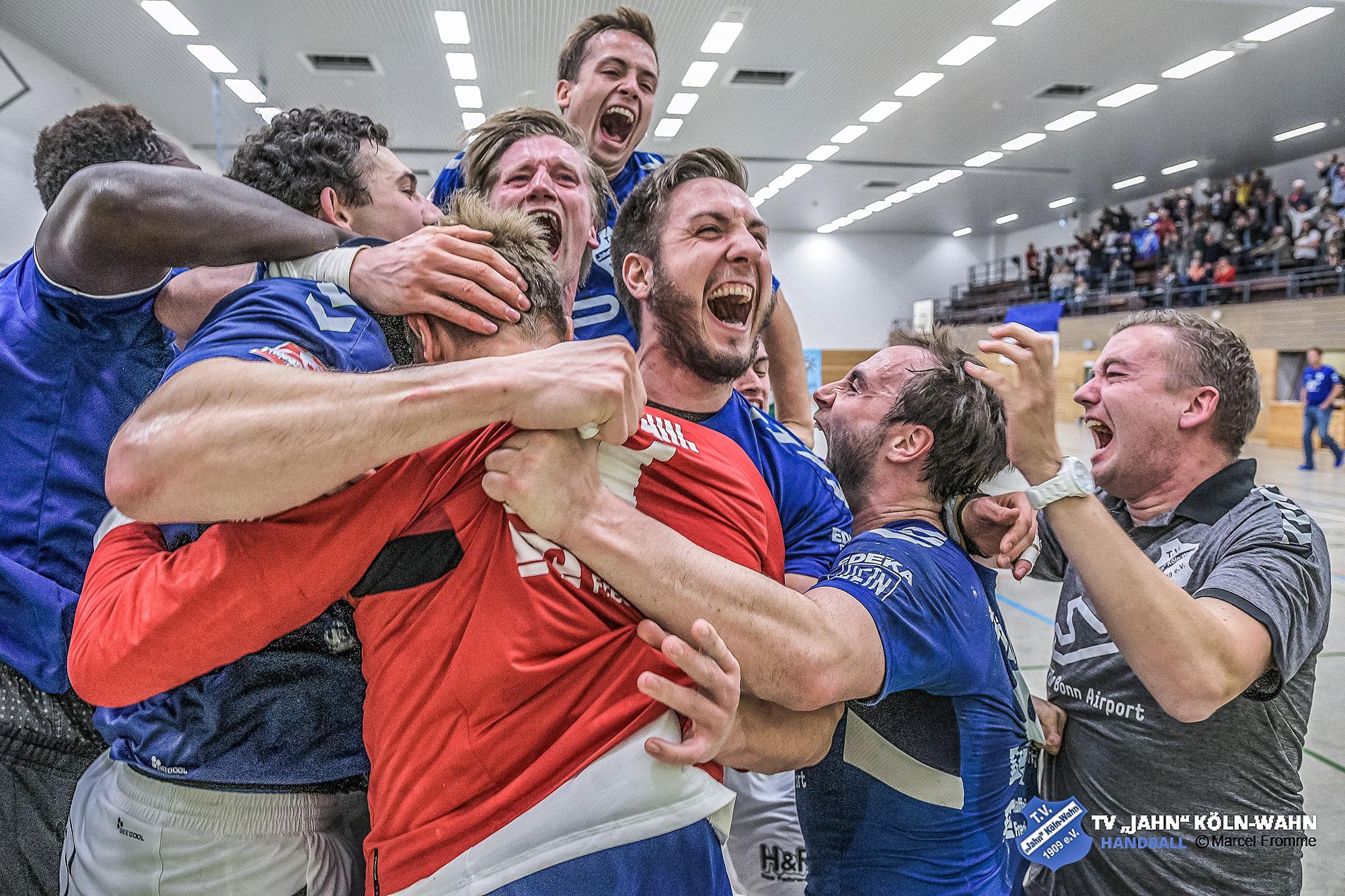 Im vierten Jahr in Folge Regionalliga!