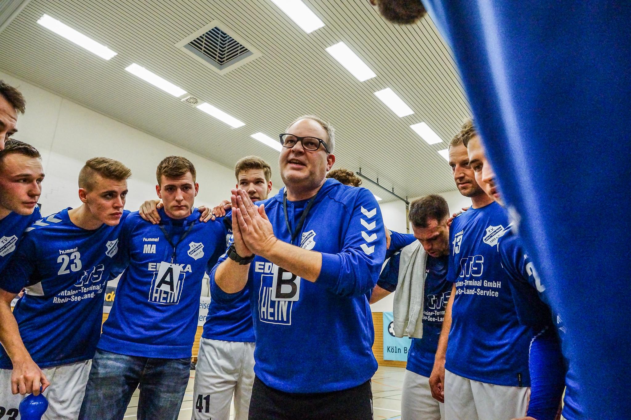 2. Herren: Markus Pähler muss Traineramt niederlegen