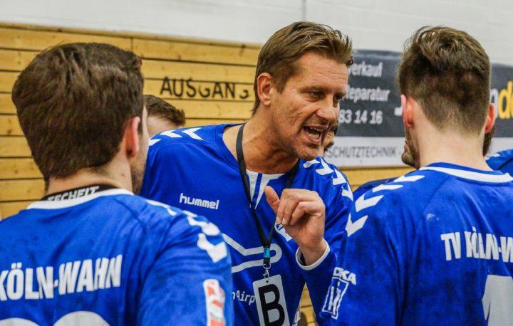 1. Herren: Wir bedanken uns ganz herzlich bei Trainer Olaf Mast