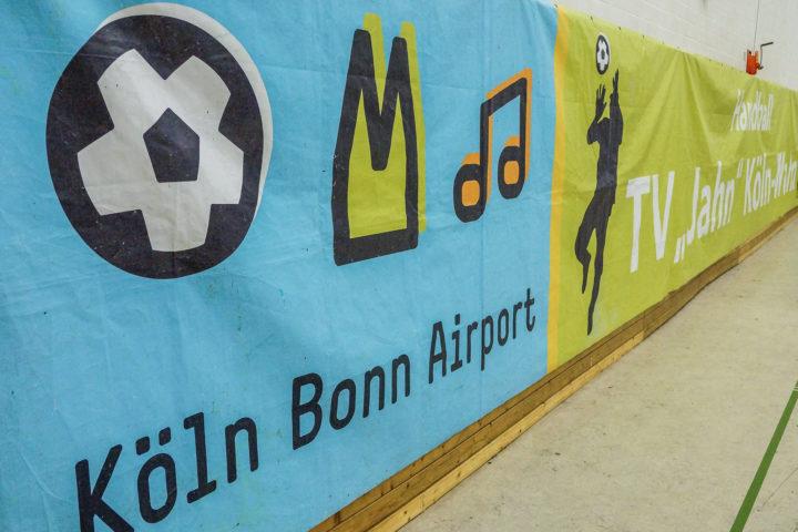 Danke, Köln Bonn Airport!