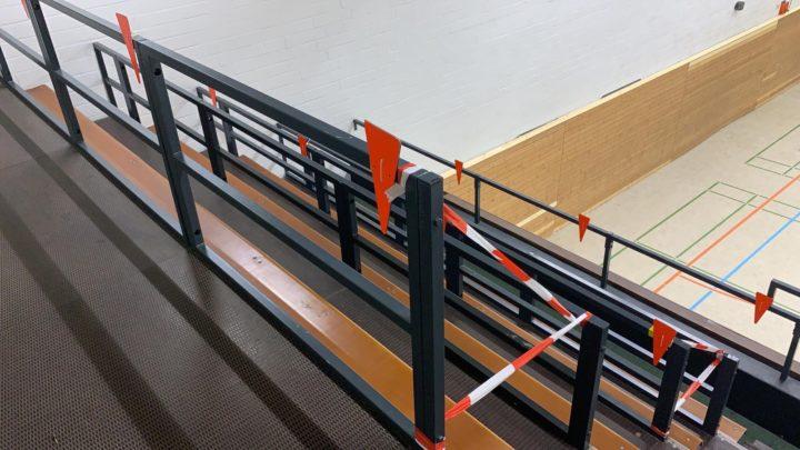Besucher-Hinweise für die Großsporthalle Wahn