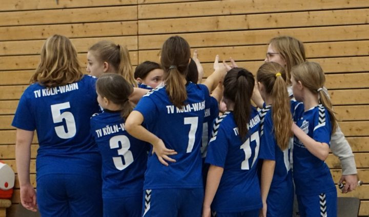 Weiblicher Handball-Nachwuchs gesucht