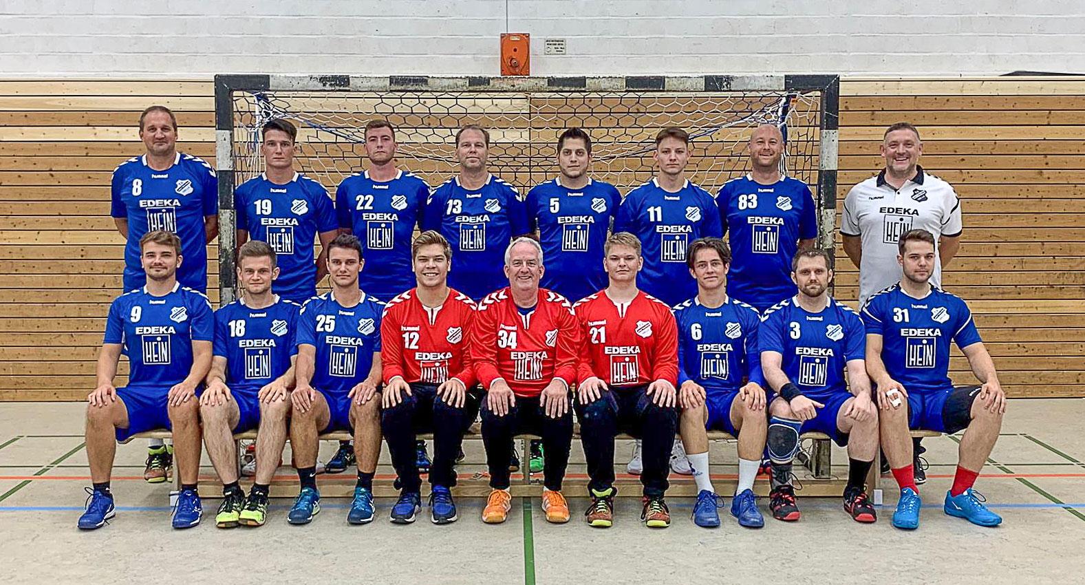 Teamfoto TV Jahn Köln-Wahn - 2. Herren - Saison 2020/2021